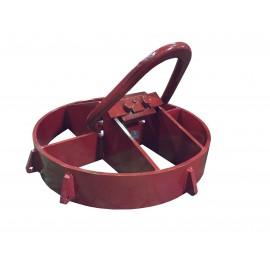 Подвеска для насадки для срубки свай модельного ряда ССКРС
