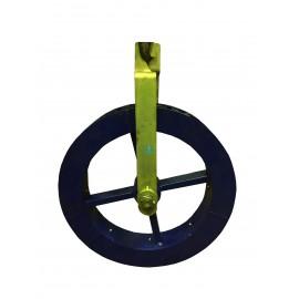 Ролик кабельный для ЛЭП РСИ350ЛЭП d 350 мм