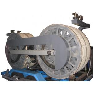 Тормозная машина, лебедка ЛСИ.70ТМ с усилием 70 кН