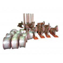 Производство и поставка гидравлических и механических кабельных домкратов