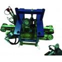Толкатель кабельный гидравлический для малых кабелей ТСИМЭ с электроприводом