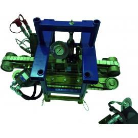 Толкатель кабельный гидравлический для малых кабелей ТСИМ с бензиновым приводом
