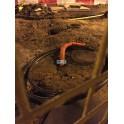 Перспективный метод пневмопрокладки кабеля