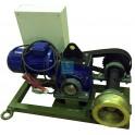 Электрическая лебедка для прокладки кабеля ЭЛПКСИ.25 (2500 кг)
