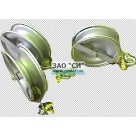 Раскаточный кабельный ролик ЛСИ.12.C д250 мм