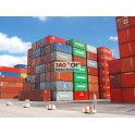 Опрокидыватель 20-футовых контейнеров