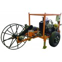 Натяжная машина, лебедка ЛСИ.25НМ с тяговым усилием 25 кН