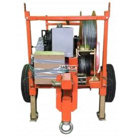 Лебедка кабельная гидравлическая кабестановая ЛСИ.30Т (3 тонны)
