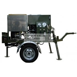 Промежуточная вспомогательная кабельная лебедка ЛСИ.500.760