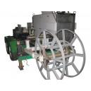Натяжная машина, лебедка ЛСИ.160НМ с тяговым усилием 160 кН