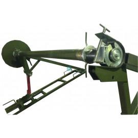 Укрепленная гидравлическая подставка под барабан УГПБСИ.2500