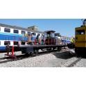 Вагоны тяжения для ЖД (железной дороги)