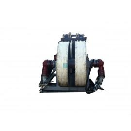 Тормозная машина, лебедка ЛСИ.2Х75ТМ с усилием 2Х75 кН
