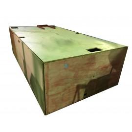 Защитный деревянный каркас ЗДКСИ